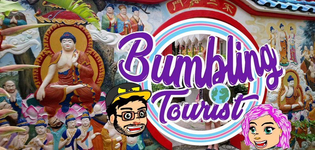 BUMBLING TOURIST