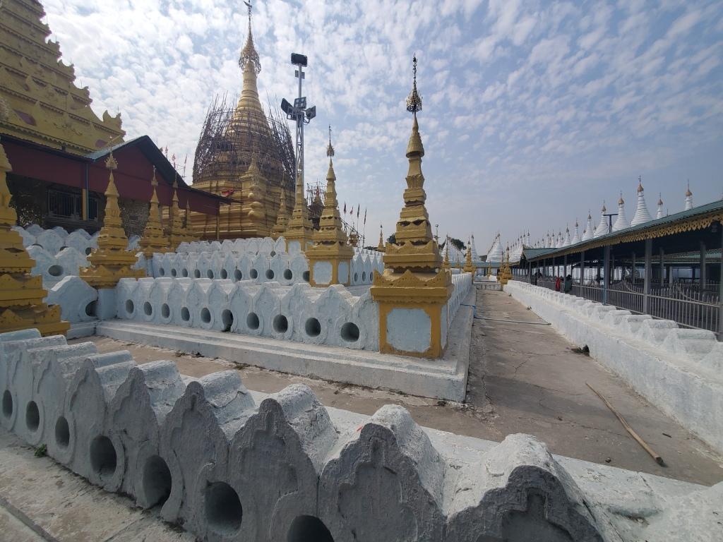 Sanda Muni Pagoda | The Prince Rebellion Mandalay Myanmar